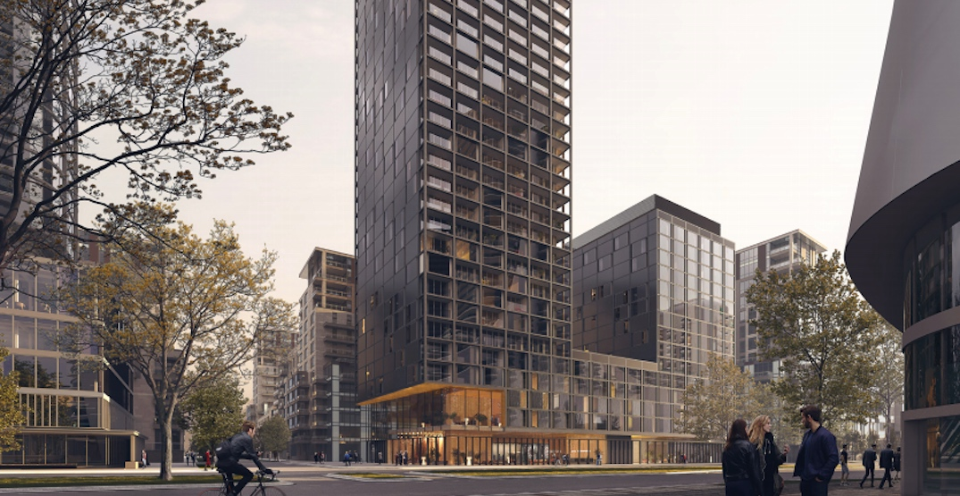 Mixed-use redevelopment with 270 hotel rooms proposed next to Oakridge Centre