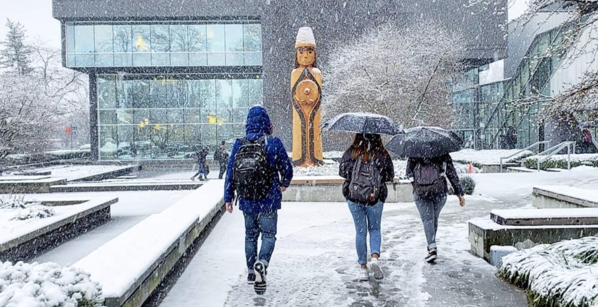 Langara College announces campus closure due to snow