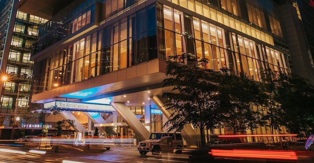 Toronto is home to 4 of the best hotels in Canada