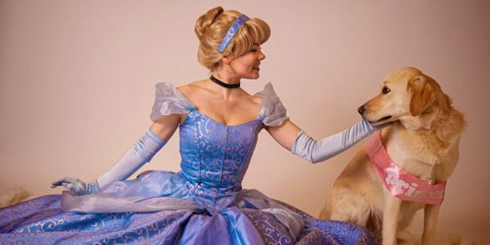Introduce your puppy to a princess in Seattle this month