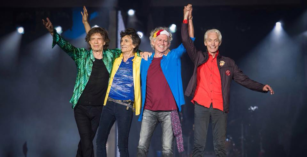 The Rolling Stones reveals Vancouver dates in new North American tour