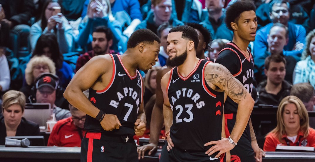 How the Raptors have matched last season's record without Kawhi