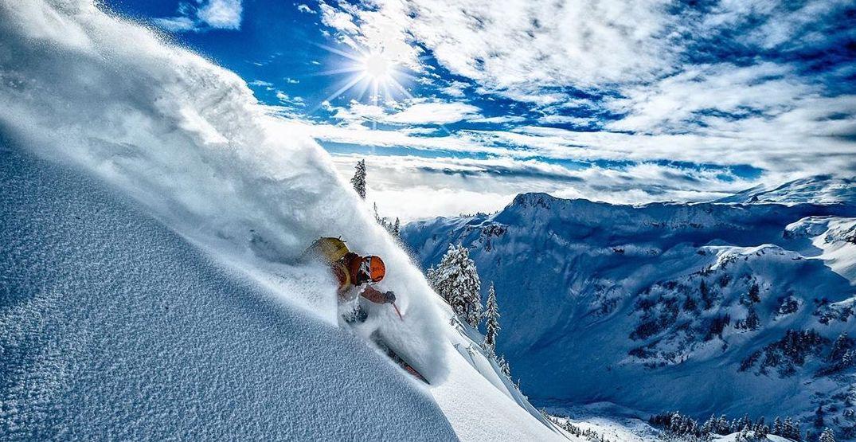 Wonderful Washington: Ski the iconic slopes at Mount Baker (PHOTOS)
