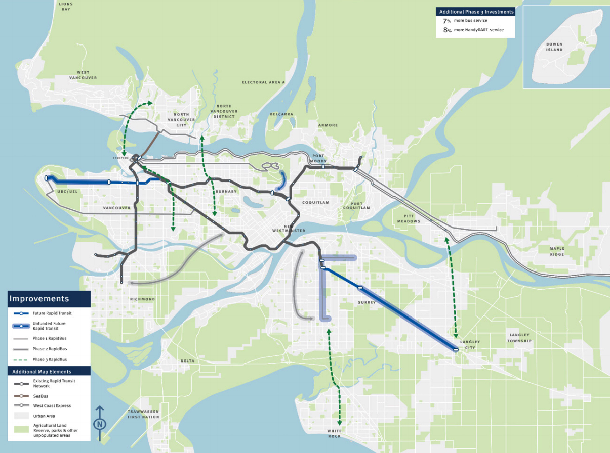 translink mayors council transit expansion plan