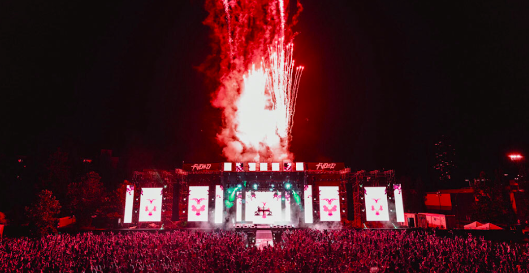 FVDED In The Park announces 2020 headlining acts