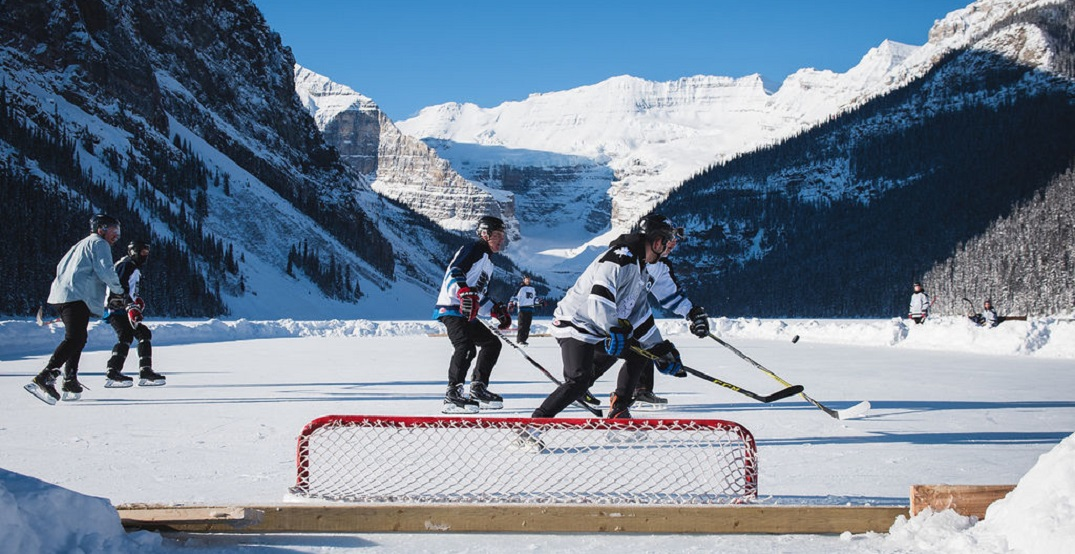 lululemon to host most Canadian hockey tournament ever at Lake Louise