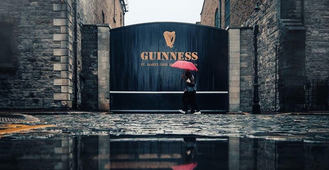 Dublin's Guinness Storehouse is offering a behind-the-scenes brewery tour