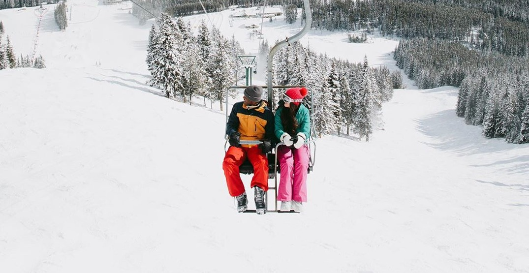 A Canadian ski resort is spicing up Valentine's Day with chairlift speed dating