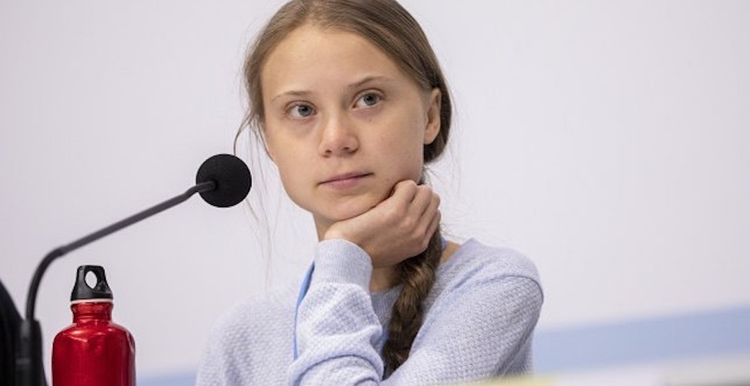 Greta Thunberg responds to Alberta Minister's push for pipeline construction during pandemic