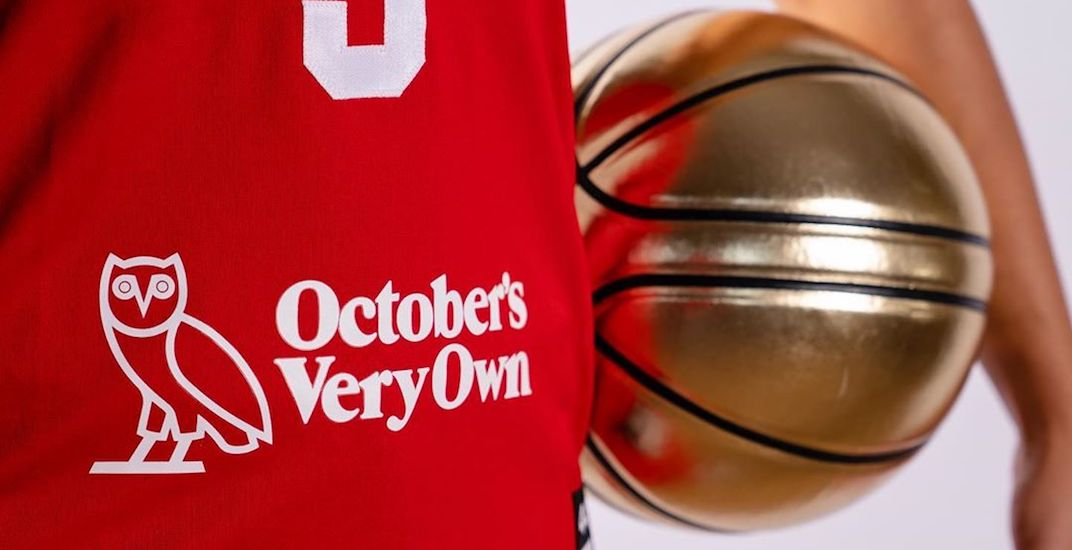 OVO teams up with Canadian women's national basketball team (PHOTOS)