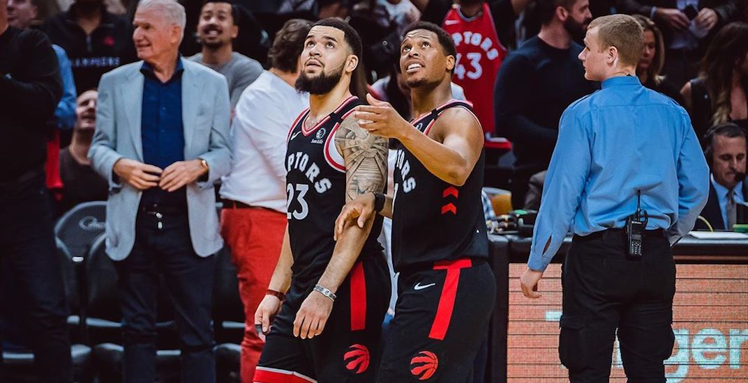Cineplex will be showing Toronto Raptors games on the big screen