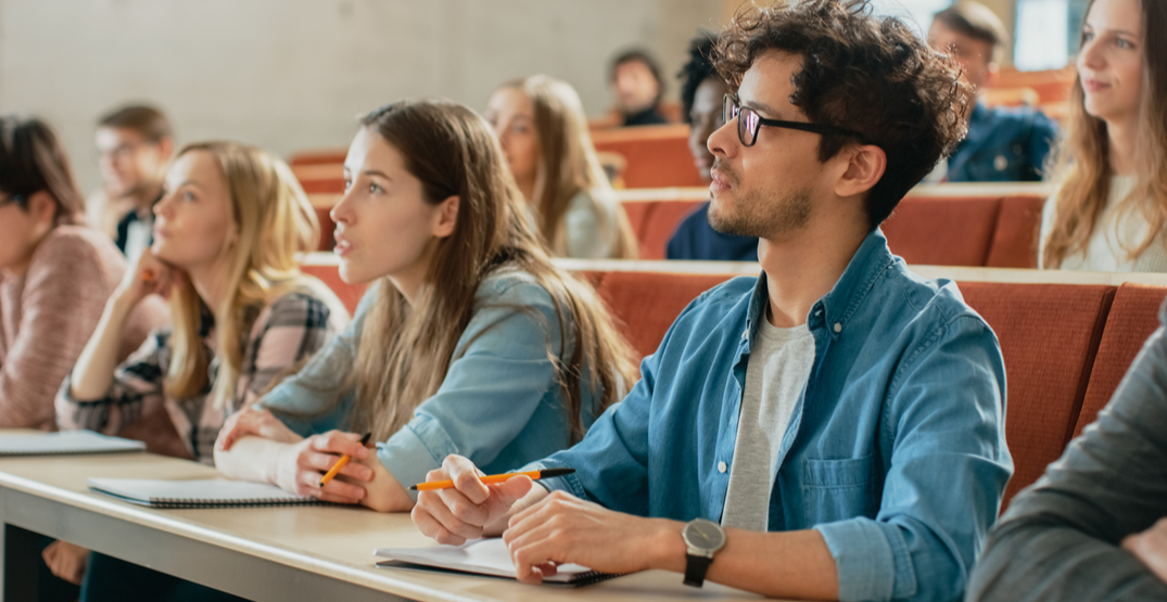 You may be eligible for free creative writing, law, and accounting courses in Vancouver