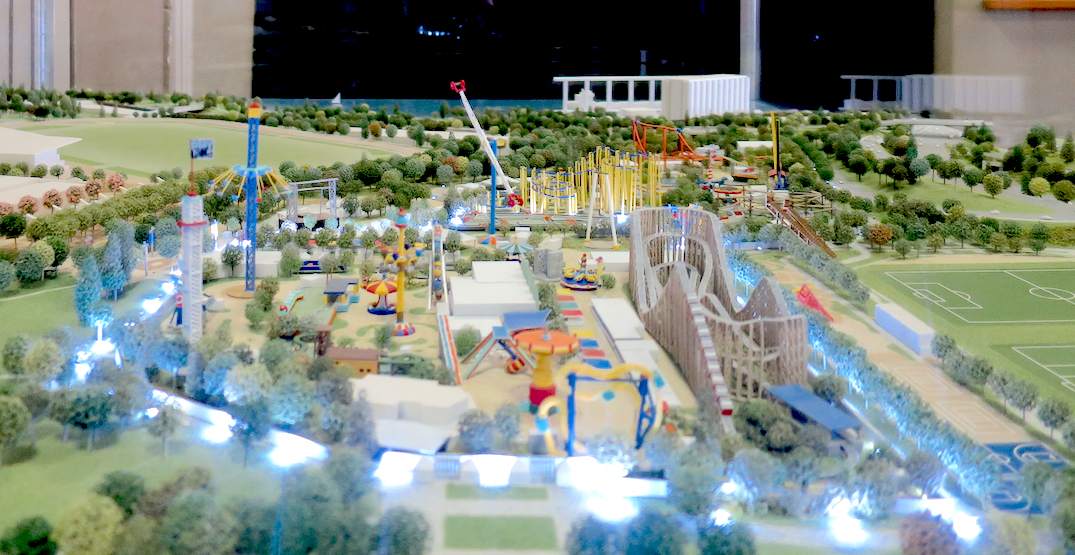 Playland's planned theme park transformation to take its next steps this year