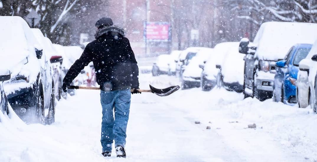 Environment Canada issues Snowfall Warning for Montreal
