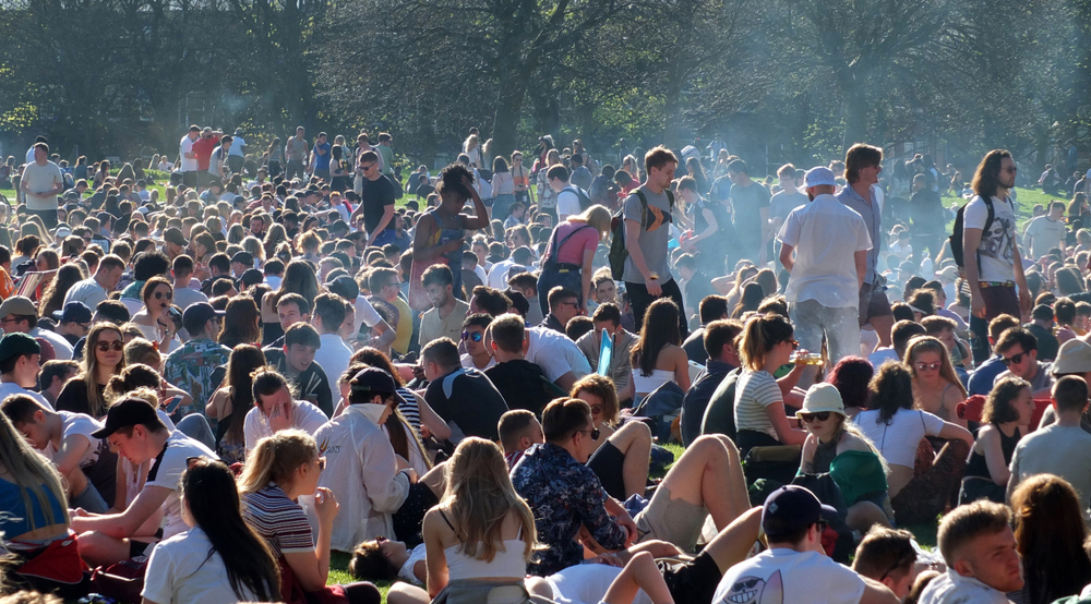 Ontario exploring the idea of allowing cannabis at outdoor concerts and festivals