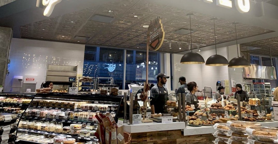 Fresh St. Market has opened its first-ever Vancouver location