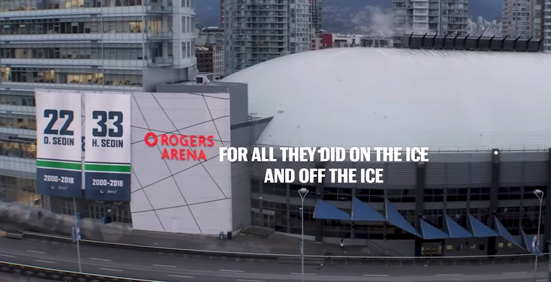 This Sedin beer commercial is giving Canucks fans all the feels (VIDEO)