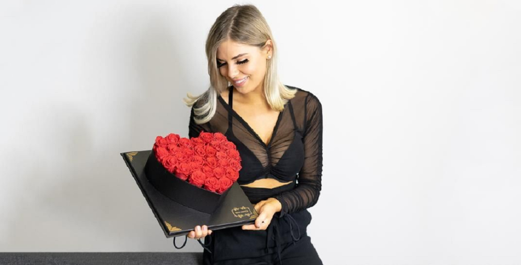 Forever Roses: These fancy flowers stay fresh for a full year