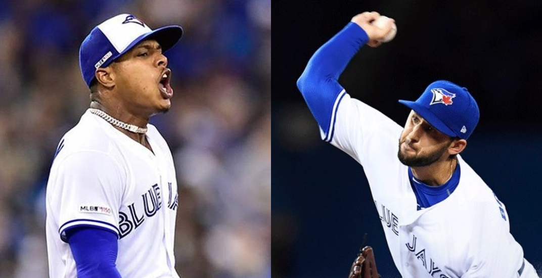 Blue Jays pitchers speak out against sign-stealing Astros