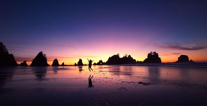 Wonderful Washington: Enjoy a peaceful night in paradise at Shi Shi Beach (PHOTOS)
