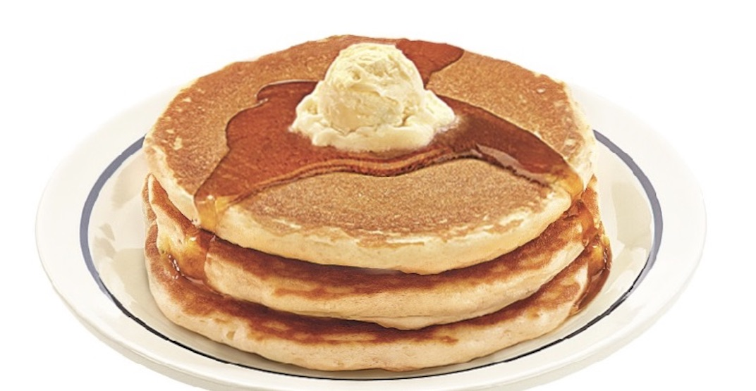 IHOP is offering FREE pancakes across Canada February 25