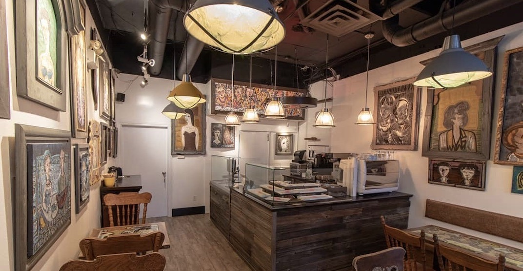 New coffee and brunch spot Cafe Portrait just opened in Vancouver