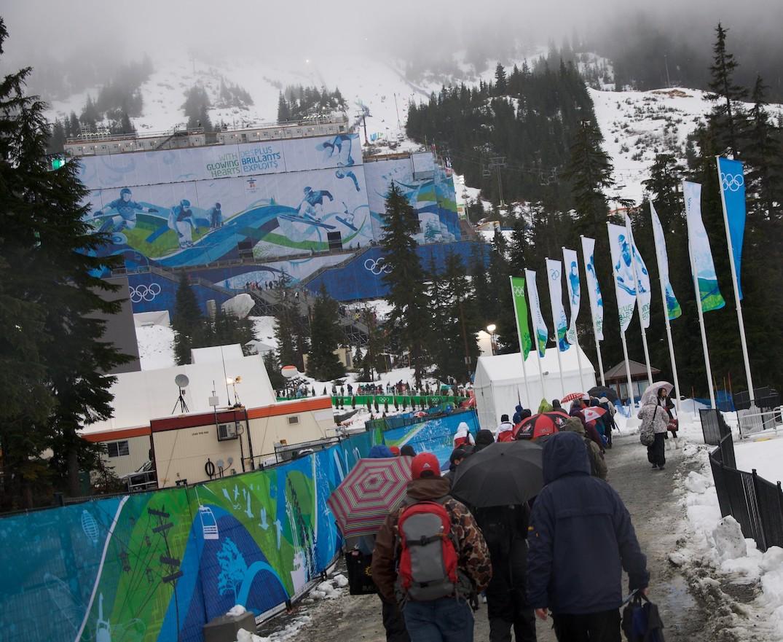cypress mountain olympics 4
