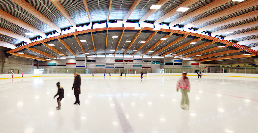 trout lake ice rink