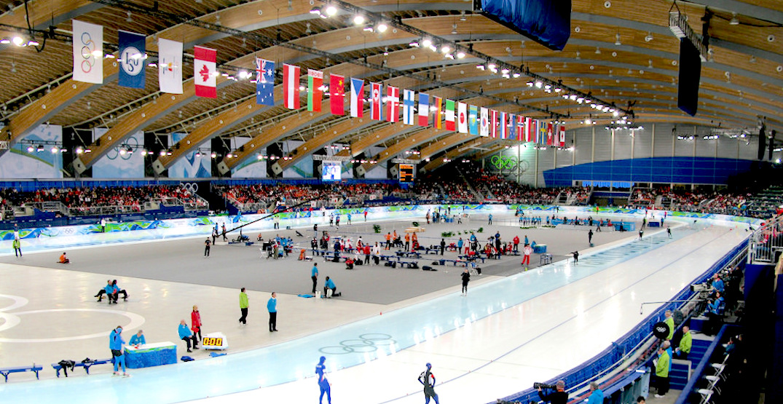 richmond olympic oval olympics