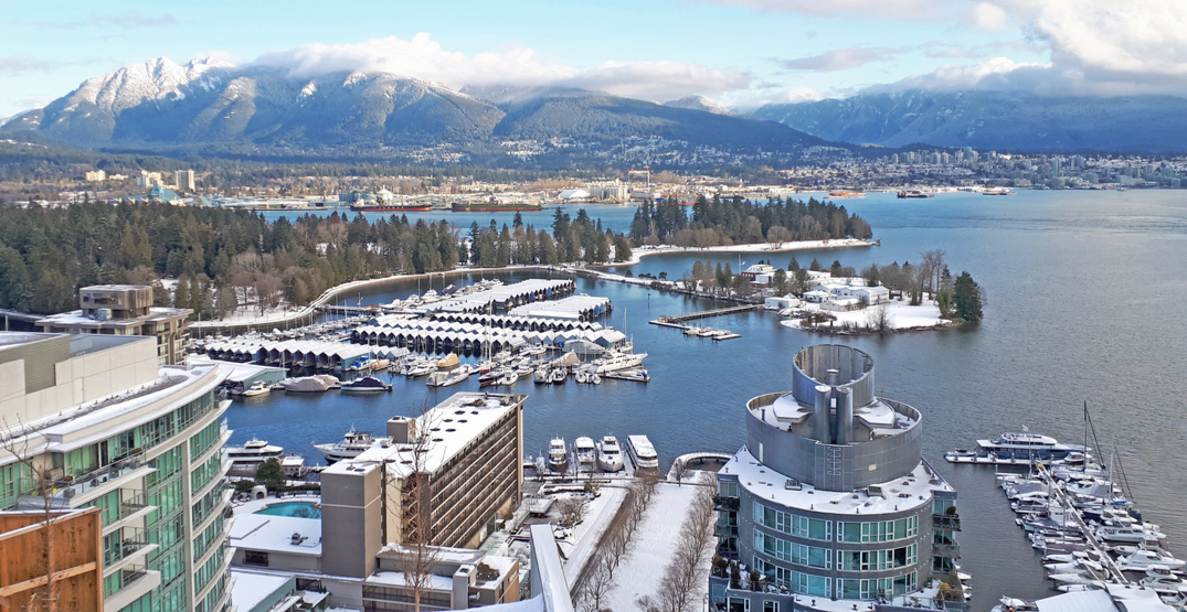 Vancouver has been named a global leader for climate change