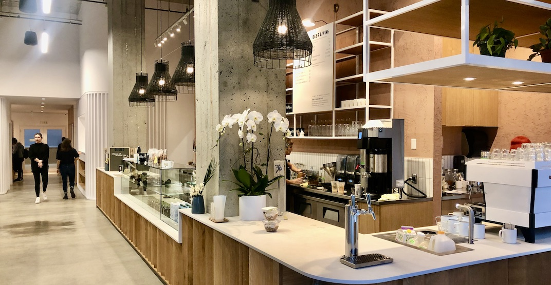 TurF has officially opened its fitness studio, coffee bar, and kitchen in Coal Harbour
