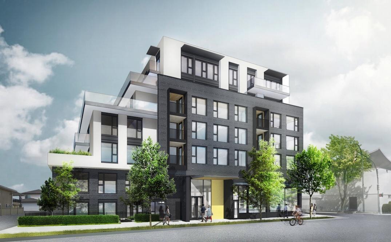 3429 Fraser Street Vancouver February 2020