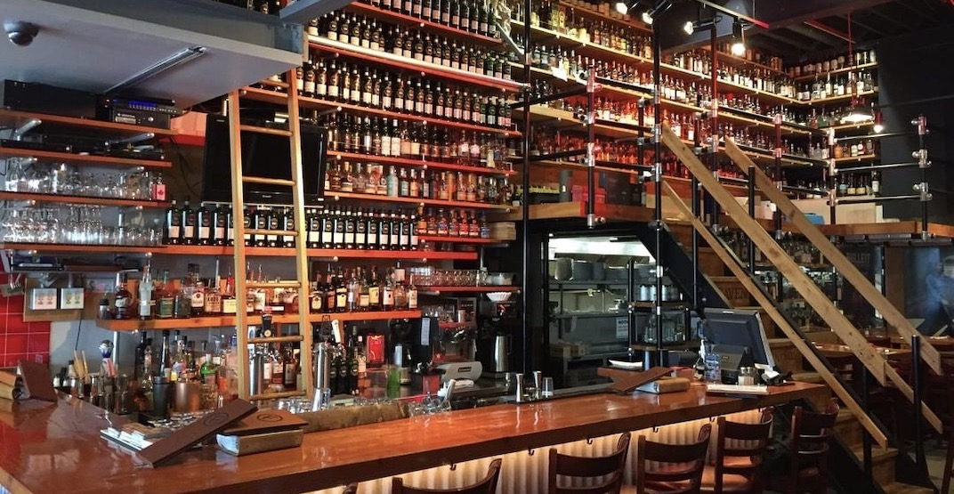 6 best whisky bars in Vancouver