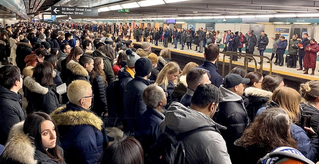 Commuters continue to see significant delays after morning derailment (PHOTOS)