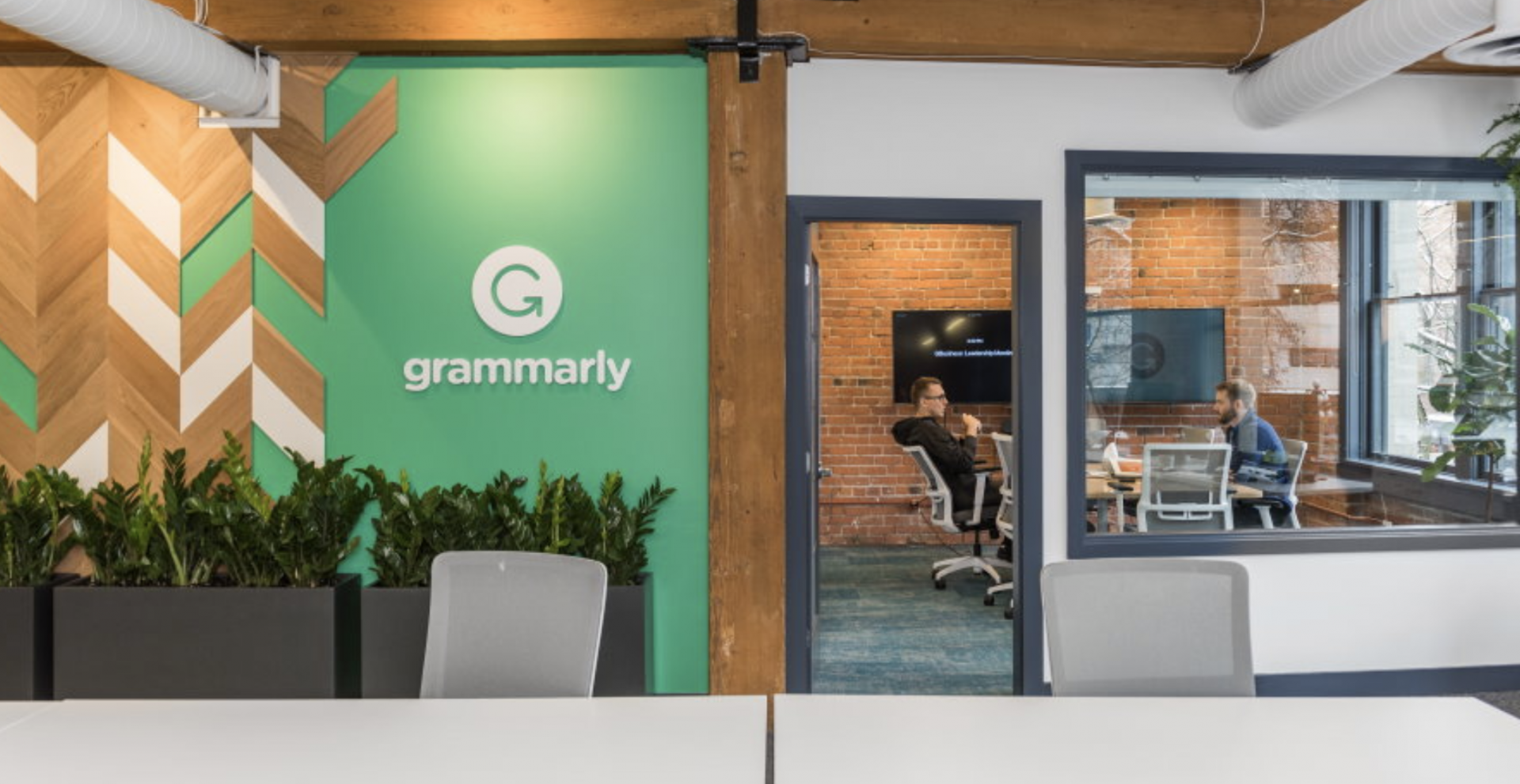 Inside Grammarly's new Gastown-chic Office (PHOTOS)