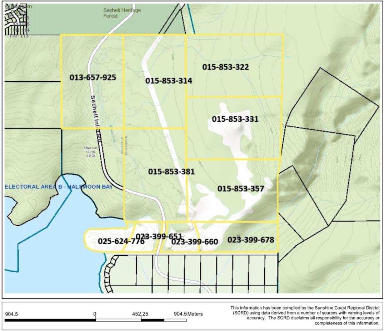 6583-6777 Sechelt Inlet Road