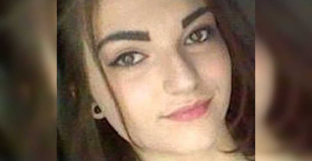 Montreal police fear for safety of missing 16-year-old girl