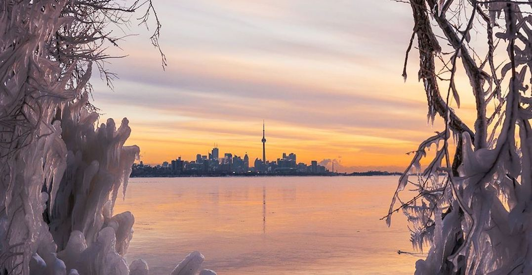 It's going to be -21°C in Toronto tonight WITHOUT the wind chill