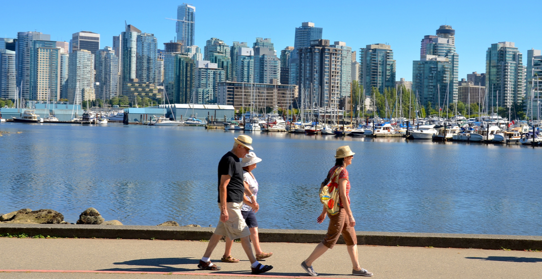 Vancouver ranked most walkable city in Canada