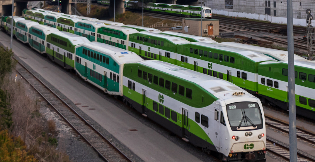 BC government planning commuter rail from Metro Vancouver to Fraser Valley