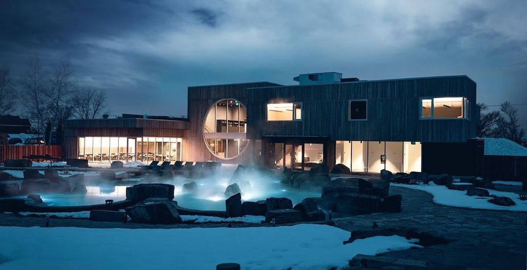 Here is what Saint-Bruno's giant new thermal spa looks like (PHOTOS)