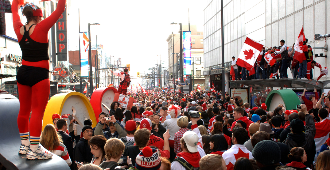 Remembering the 17-day party that took over Vancouver during the 2010 Olympics (VIDEOS)