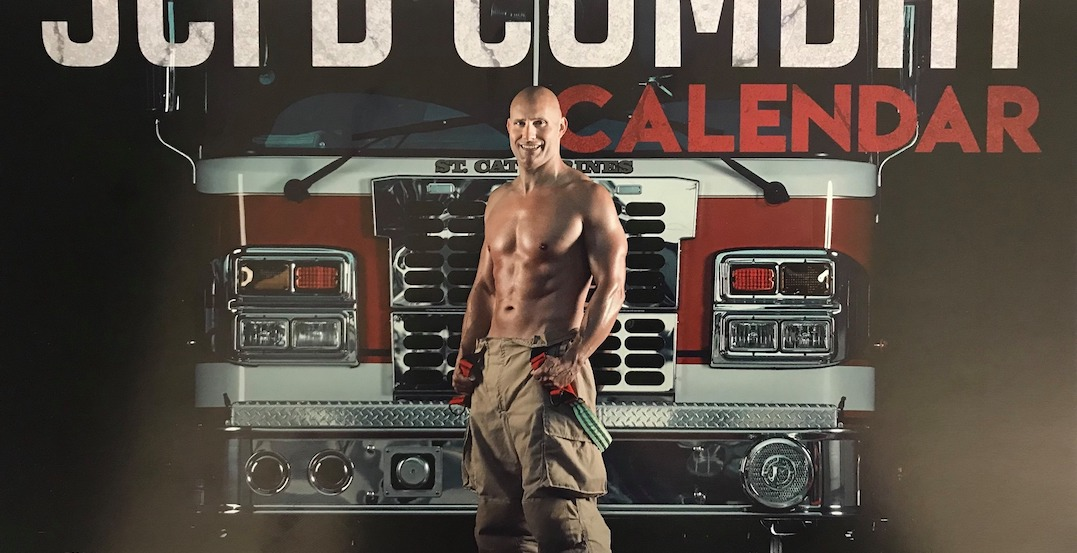 NSFW? Steamy firefighter calendar no longer supported by Canadian municipality