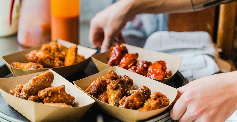 Korean chicken chain Chi Mac has just opened in Belltown