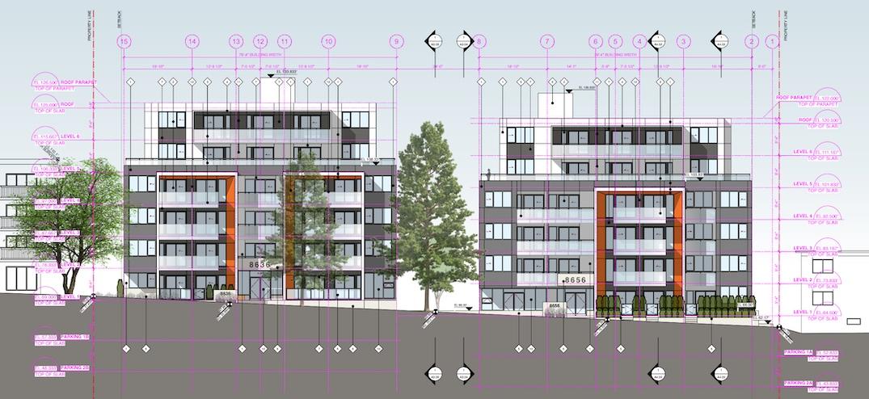 8636-8656 Oak Street Vancouver