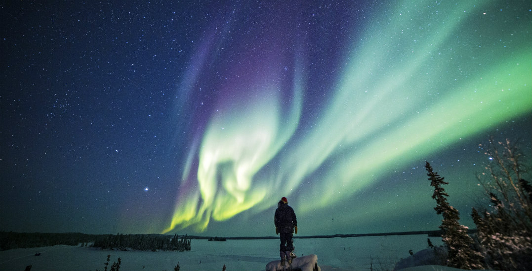 Win a trip to see Canada's stunning Northern Lights (CONTEST)