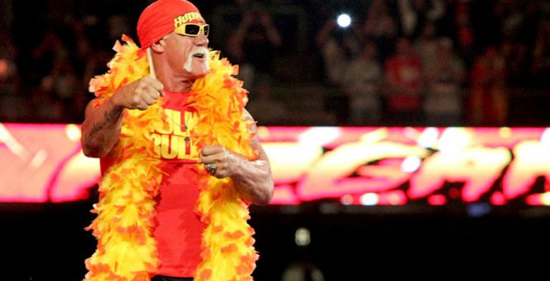 Hulk Hogan to appear on tonight's WWE Smackdown show in Vancouver