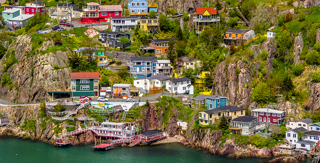 You can fly from YVR to Atlantic Canada for $462 roundtrip this summer