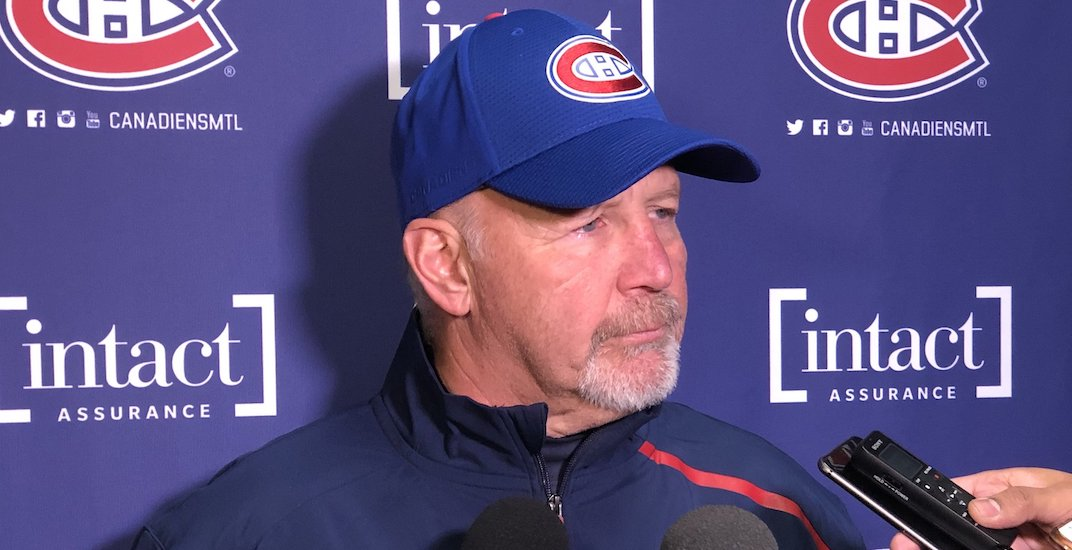 NHL hands Canadiens' coach Claude Julien hefty fine for criticizing referees