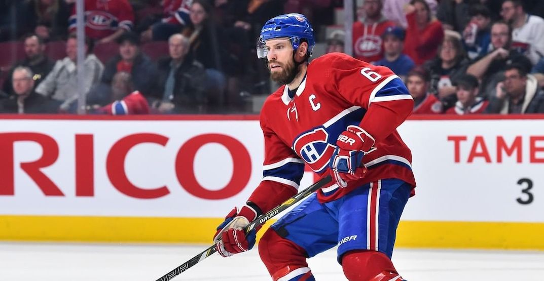 Canadiens fans react to Shea Weber's speedy return to the ice